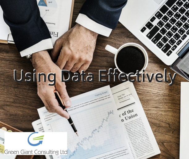 Using Data effectively