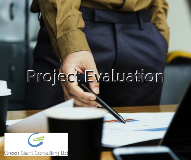 Project evaluation for success